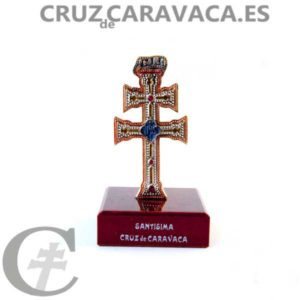 Peana Replica Cruz de Caravaca
