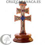 Peana Cruz de Caravaca