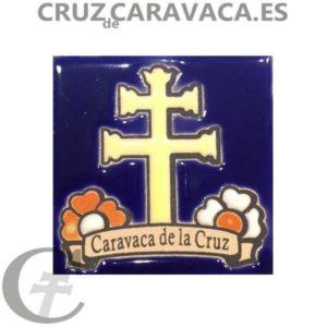 IMÁN CRUZ DE CARAVACA