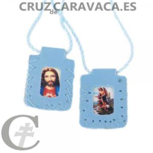 ESCAPULARIO CRUZ DE CARAVACA